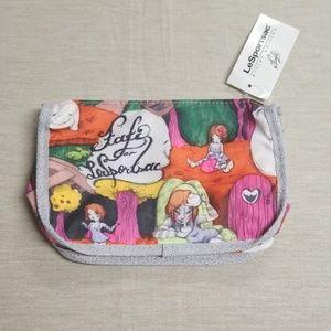 NWT Fafi for Lesportsac travel cosmetics bag